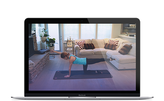 Stream Club Pilates on Demand in your browser